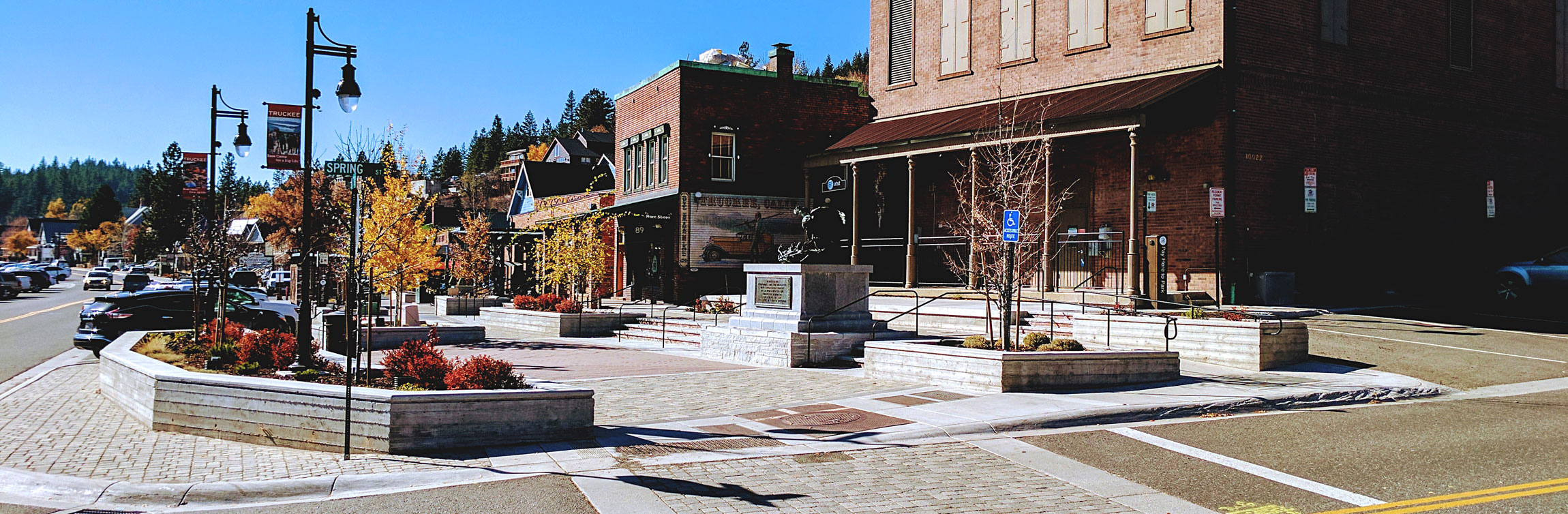 downtown_truckee_tahoe_brickelltown_streetscape_improvement_base_mapping_topograhic_survey_legal_description_writing_boundary_union_pacific_railroad_right_way_sage_land_surveying