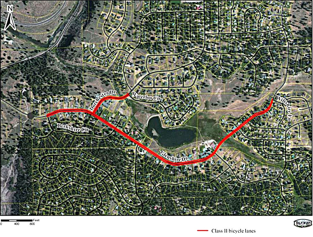 truckee_tahoe_glenshire_dorchester_drive_widening_pedestrian_bicycle_improvement_route_aerial_project_sage_land_surveying