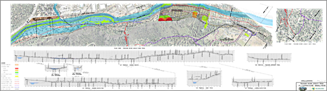 truckee_river_legacy_trail_tahoe_public_works_construction_staking_as-built_legal_descriptions_gps_gnss_survey_topgraphic_map_project_sage_land_surveying