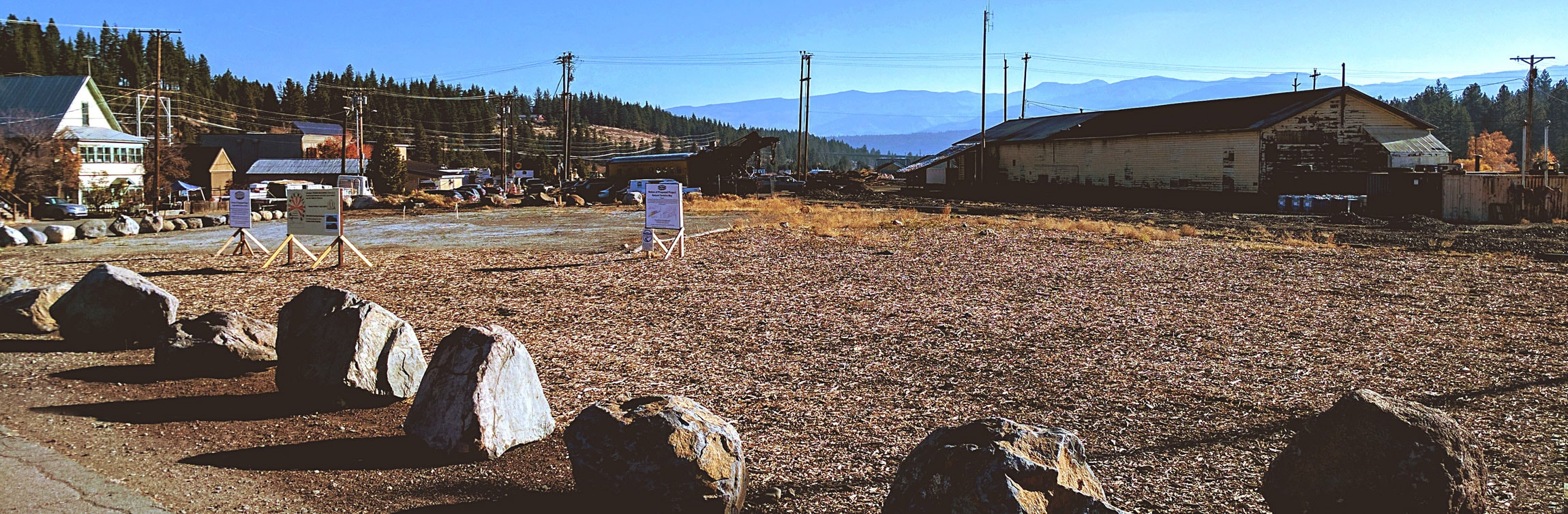 downtown_truckee_railyard_tahoe_boundary_resolution_base_mapping_right_of_way_delineation_easement_title_research_eastern_sierra_engineering_holiday_development_survey_project_sage_land_surveying
